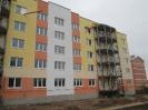 Монолитный 5-этажный двухсекционный  40-квартирный жилой дом в д. Лужесно