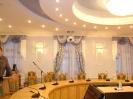 Перепланировка блока помещений под помещение зала пресс-конференций здания Витебского облисполкома