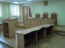 Пристройка к зданию областного суда в г. Витебске