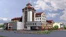 Административное здание  управления комитета Государственной безопасности по Витебской области